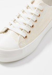 Miss Selfridge - TAMI - Sneakersy niskie - white - 2