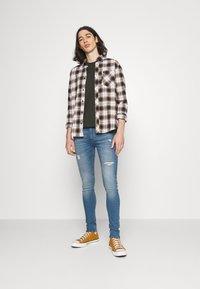 Jack & Jones - JJITOM JJORIGINAL - Jeans Skinny Fit - blue denim - 1
