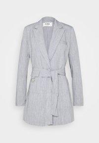 RUBY BLAZER DRESS - Skjortekjole - grey