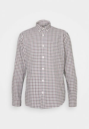 CHECK - Shirt - white