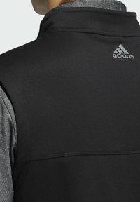 adidas Performance - Waistcoat - black - 4
