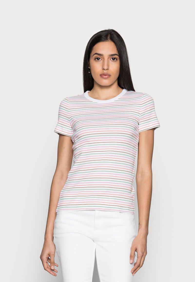 Esprit - Basic T-shirt - white