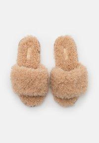 L37 - SILENT LIFE - Slippers - cream - 5