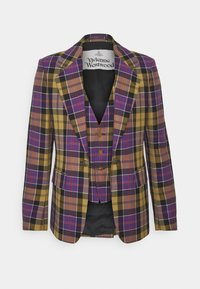 Vivienne Westwood - WAISTCOAT JACKET - Giacca - purple - 7