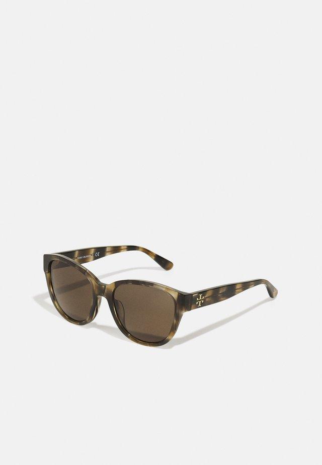 Sonnenbrille - olive