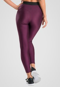 Zoe Leggings - SHINE ROYAL - Trikoot - purple - 1