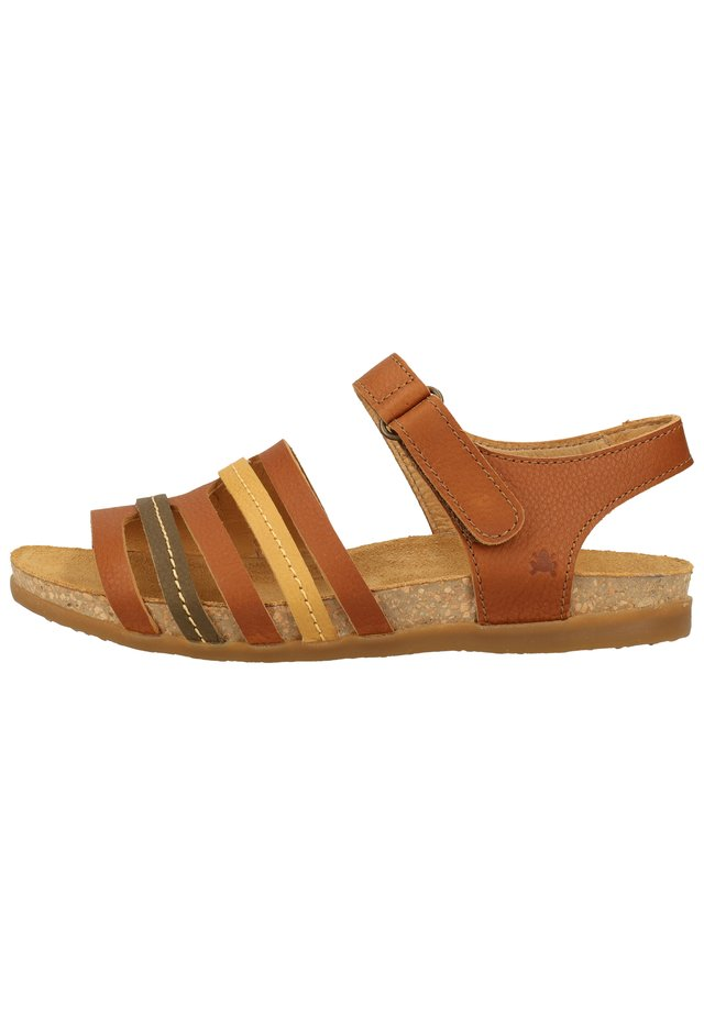 EL NATURALISTA SANDALEN - Sandals - cuero mixed