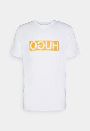 DICAGOLINO - Print T-shirt - white