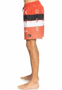 Quiksilver - WBLCKVLY - Swimming shorts - pureed pumpkin - 2