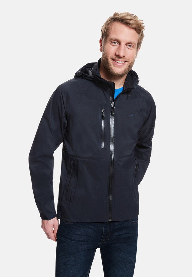 BRAD - Giacca outdoor - black