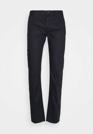 POCKETS PANT - Spodnie materiałowe - dark blue