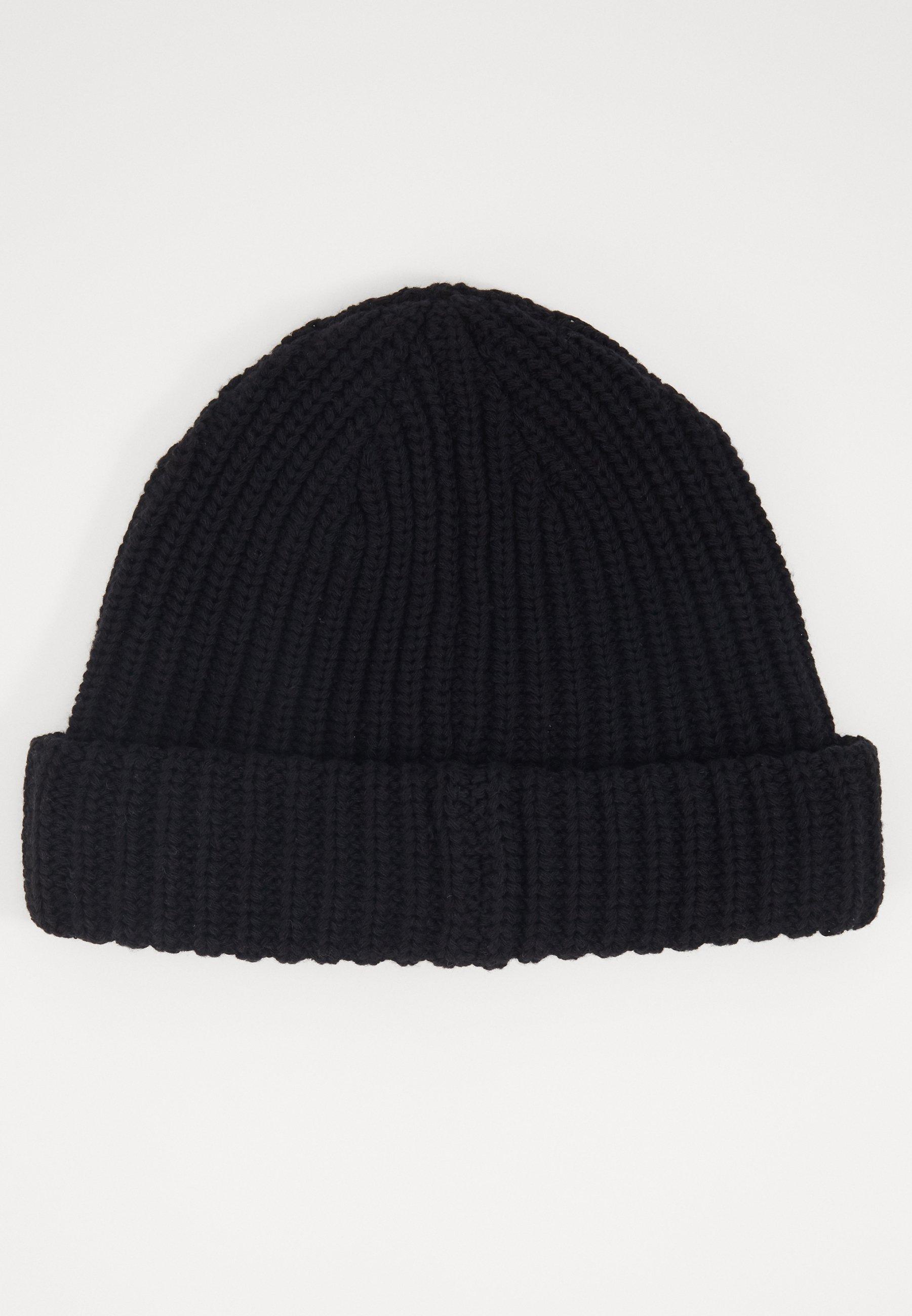 Pier One Mütze - Black/schwarz