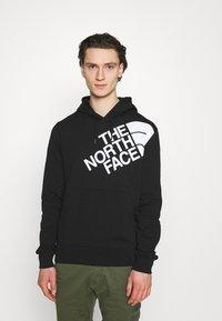 The North Face - SHOULDER BOX - Sweatshirt - black - 0