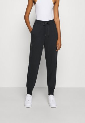 PANT  - Tracksuit bottoms - black/black