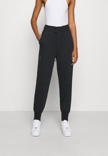 PANT  - Verryttelyhousut - black/black