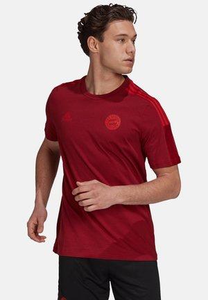 FC BAYERN MÜNCHEN TEE - Club wear - red