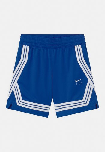FLY CROSSOVER - Sports shorts - game royal/white