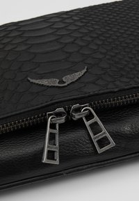 Zadig & Voltaire - ROCK SAVAGE - Clutch - noir - 6