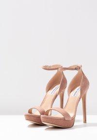 Steve Madden - SARAH - High heeled sandals - tan - 4