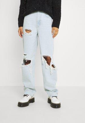 MODERN BOYFRIEND RIP - Relaxed fit jeans - high bleach