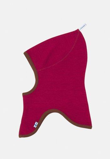 LUOLA UNISEX - Beanie - beet red/rose