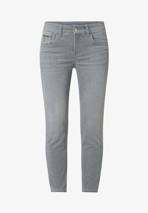MIT STRETCH-ANTEIL - Slim fit jeans - hellgrau