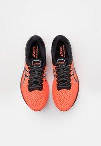 ASICS - GEL-KAYANO 27 TOKYO - Chaussures de running stables - sunrise red/black - 3