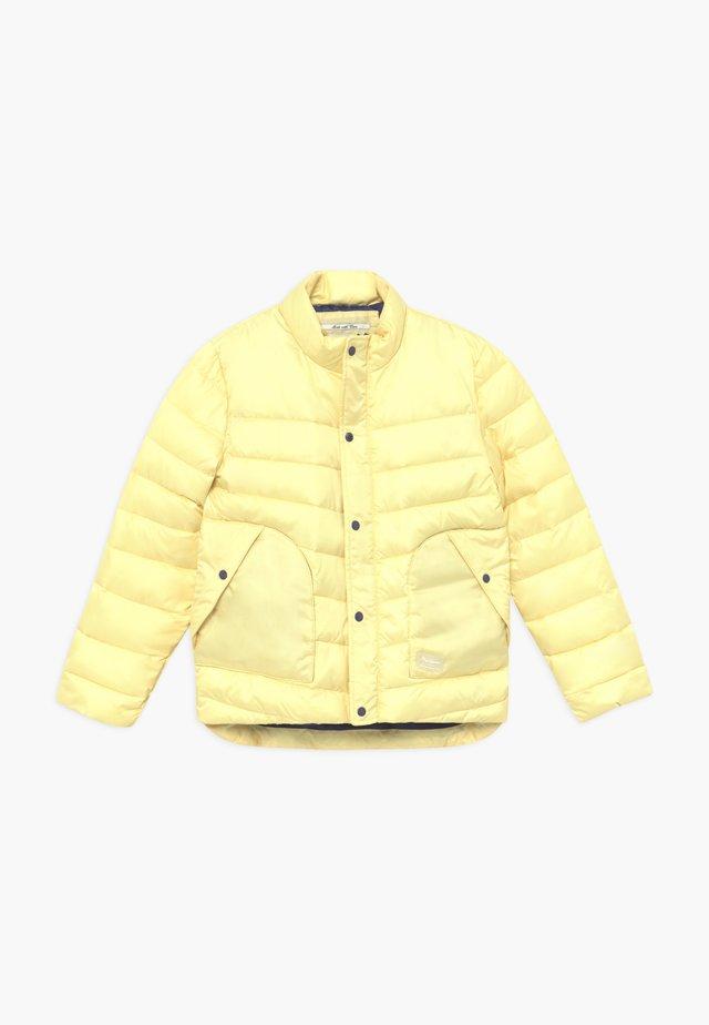 DILL - Kurtka zimowa - yellow