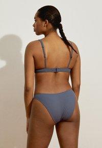 OYSHO - CLASSIC - Bikini bottoms - blue - 2