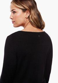 Triangle - Shift dress - black - 4