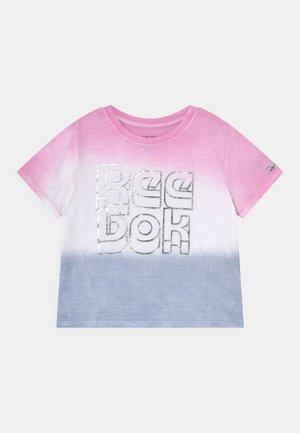 DIP DYE TEE - T-shirt con stampa - multi-coloured