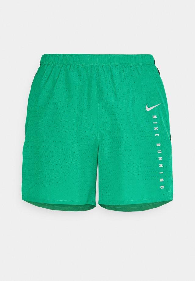 Korte broeken - neptune green/black