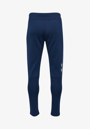 TECH MOVE  - Tracksuit bottoms - sargasso sea