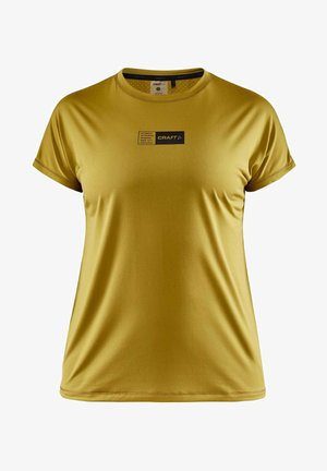 ADV CHARGE TEE - Print T-shirt - sencha