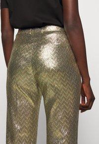 M Missoni - PANTALONE - Trousers - silver - 6