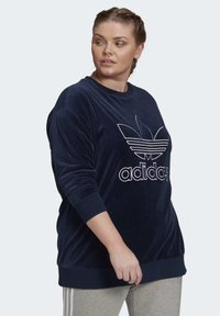 adidas Originals - Sweatshirt - blue - 3