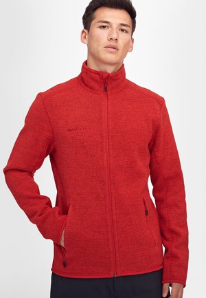 ARCTIC  - Fleece jacket - magma melange