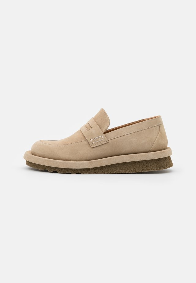 IGUAZU - Loafers - sand