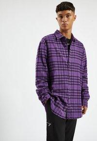 PULL&BEAR - Košile - purple - 3