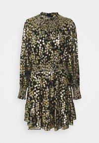 MICHAEL Michael Kors - GLAM TWINKLE STAR  - Vestido de cóctel - silve/gold - 5
