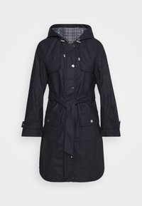 Dorothy Perkins Petite - RAINCOAT - Regnjakke / vandafvisende jakker - navy - 5
