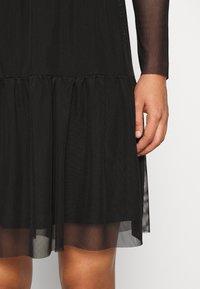 JDY - JDYDIXIE LAYER DRESS - Day dress - black - 4