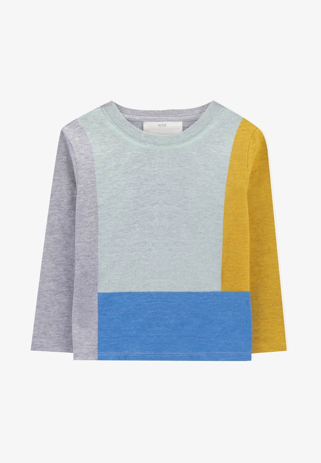 ORIGAMI - Long sleeved top - multicolor