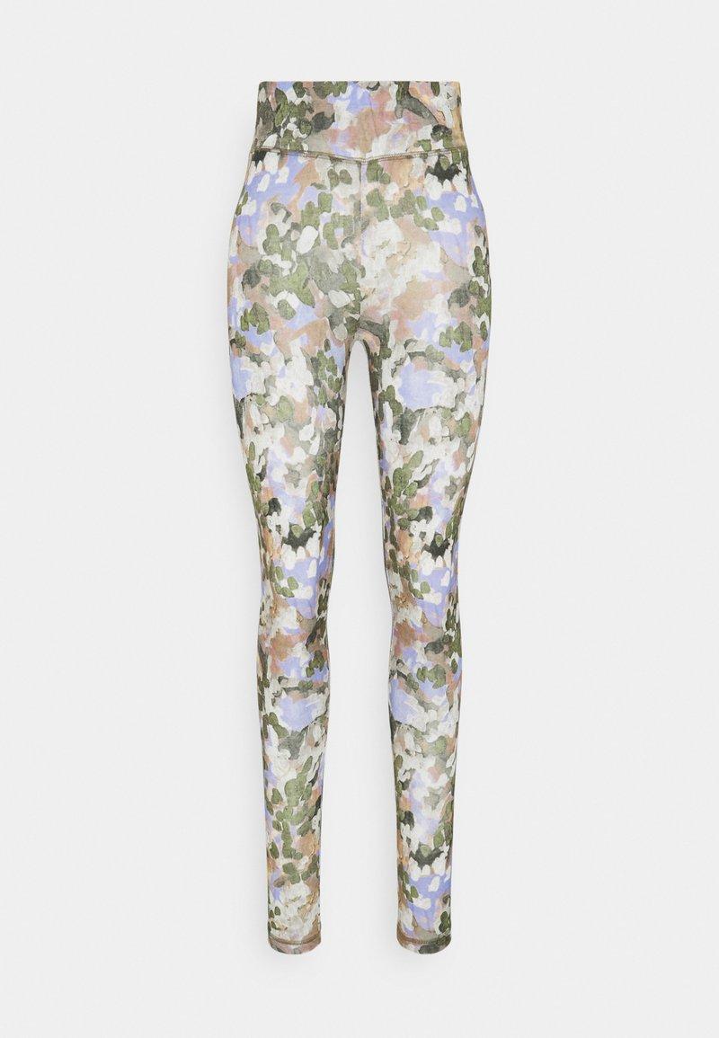 Moves - GYMLISA - Leggings - Trousers - lavender blue