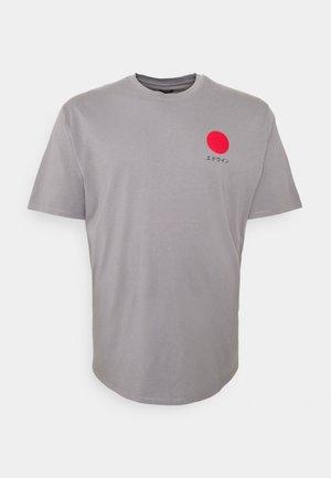 JAPANESE SUN  - Camiseta estampada - frost grey