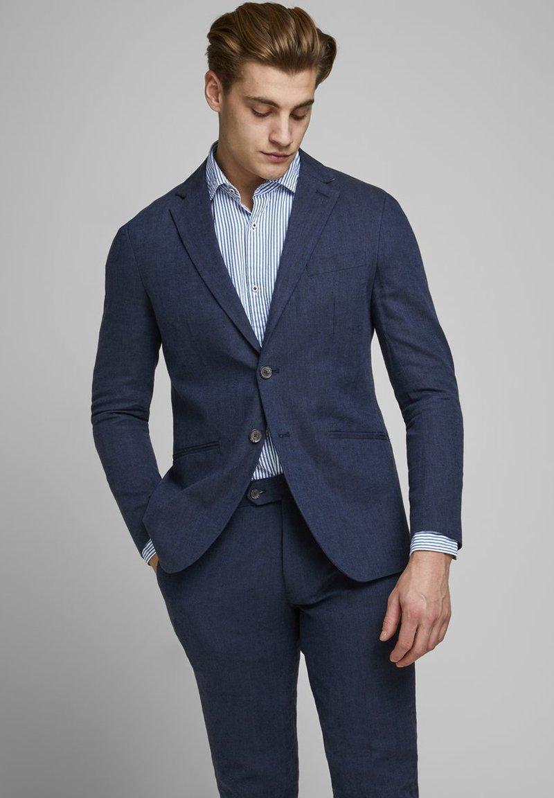 Jack & Jones - Suit jacket - dark navy