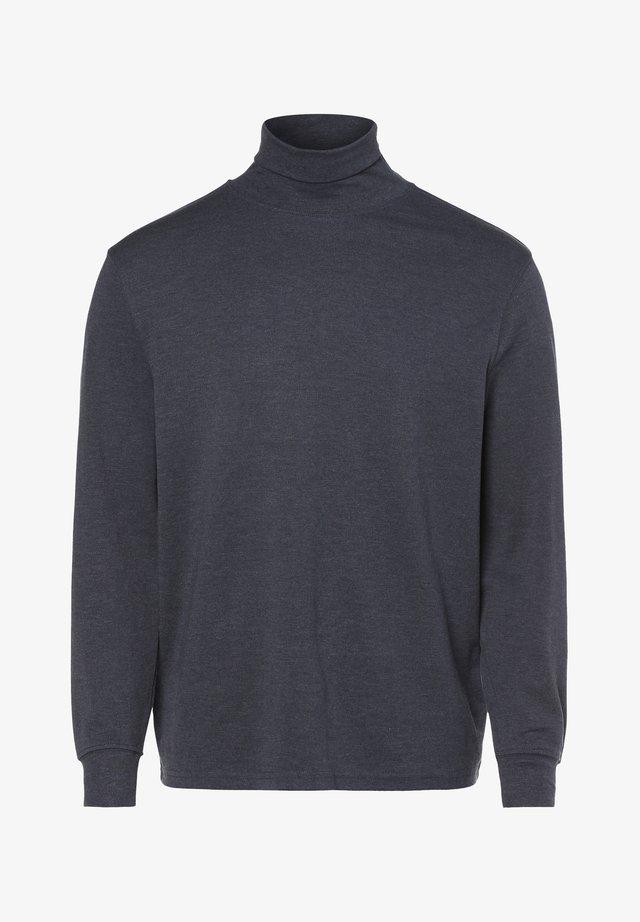 Sweatshirt - denim