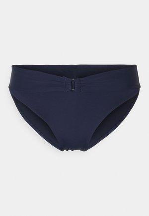 WAIST BRIEF - Bikini bottoms - classic navy