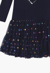 happy girls - Jersey dress - navy - 4