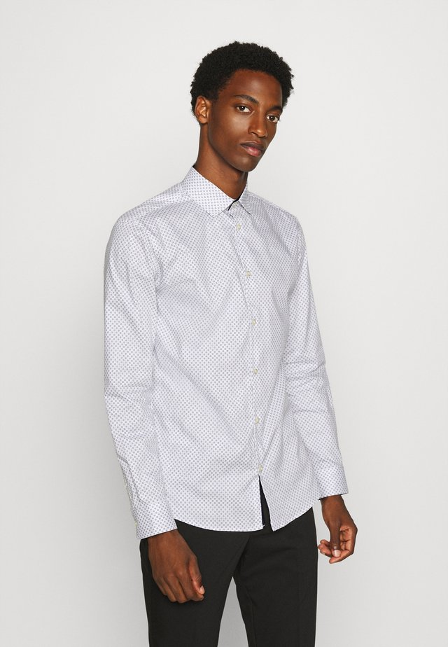 SLHSLIMNEW MARK SLIM FIT - Businesshemd - white